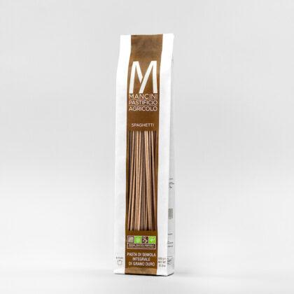 SPI5 Spaghetti linea integrale BPA busta 500 g HR