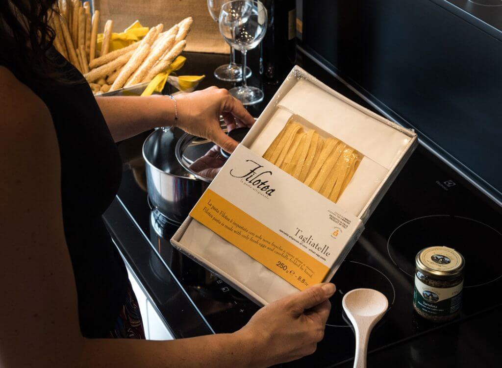 Filotea – The Pasta Experience
