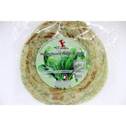 piadina spinaci quad
