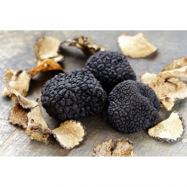 tartufo nero acqualagna