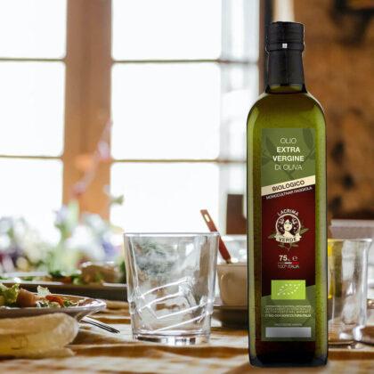 LACRIMA-Bottiglia-Raggiola olio