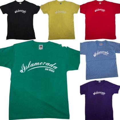 T-shirt maglietta Islamorada Gruppo